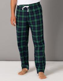 Men`s Tartan Lounge Pants